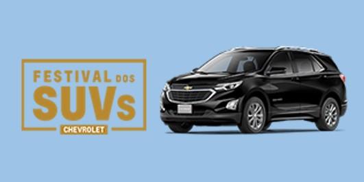 Festival de SUVs Chevrolet - Equinox LT