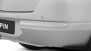 96 - Sensor de estacionamento traseiro spin