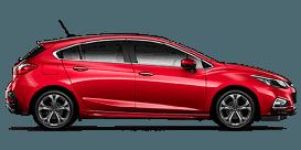 Novo Chevrolet Cruze Sport6 2019