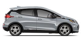 Novo Bolt EV 2019, carro elétrico da Chevrolet
