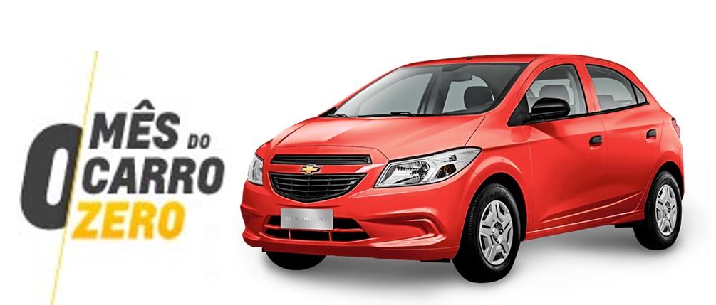 Julho e o mes oficial para voce sair de carro 0km - Onix Joy com TAXA ZERO