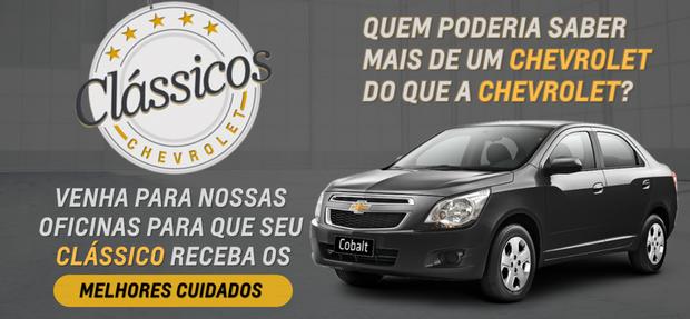 Classicos Chevrolet Cobatl - interno