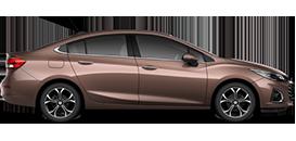 Novo Chevrolet Cruze sedan 2020