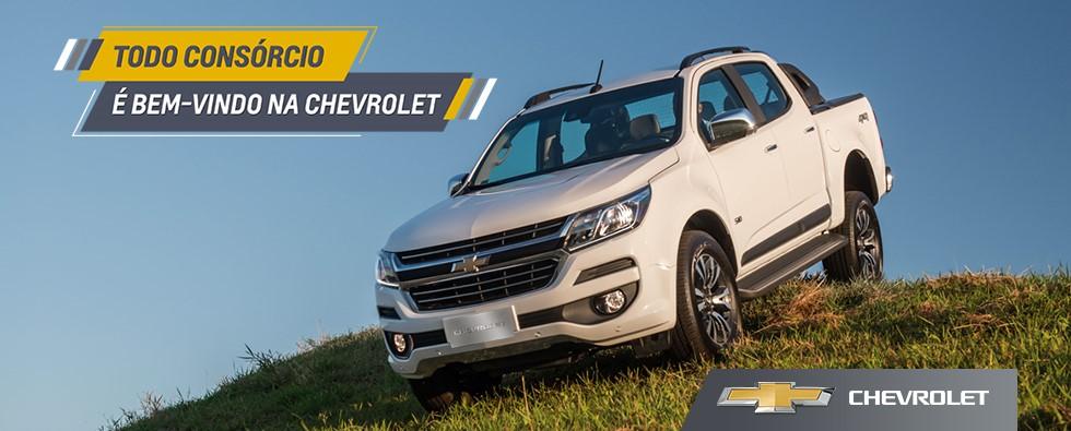 Todo Consórcio é Bem Vindo na Chevrolet
