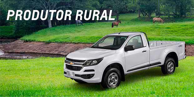 Carros com desconto para produtor rural