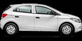 Conheça o novo Chevrolet Onix Joy 2019