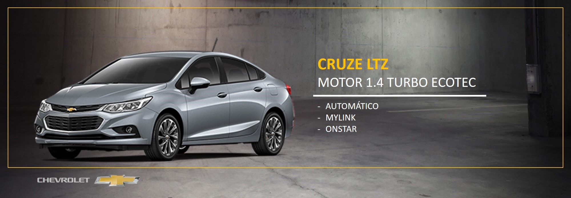 Cruze LTZ 2019