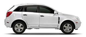 A Chevrolet Captiva é um crossover de estilo, cheio de tecnologia e esportividade. Mas que também foi feito para a família, com espaço e segurança de sobra. É. você não precisa mais escolher. Que tal dar um upgrade na sua vida? A Captiva fica ainda melhor com assentos aquecidos para motorista e passageiros, e tem um sistema de áudio premium que vem com seis alto-falantes.