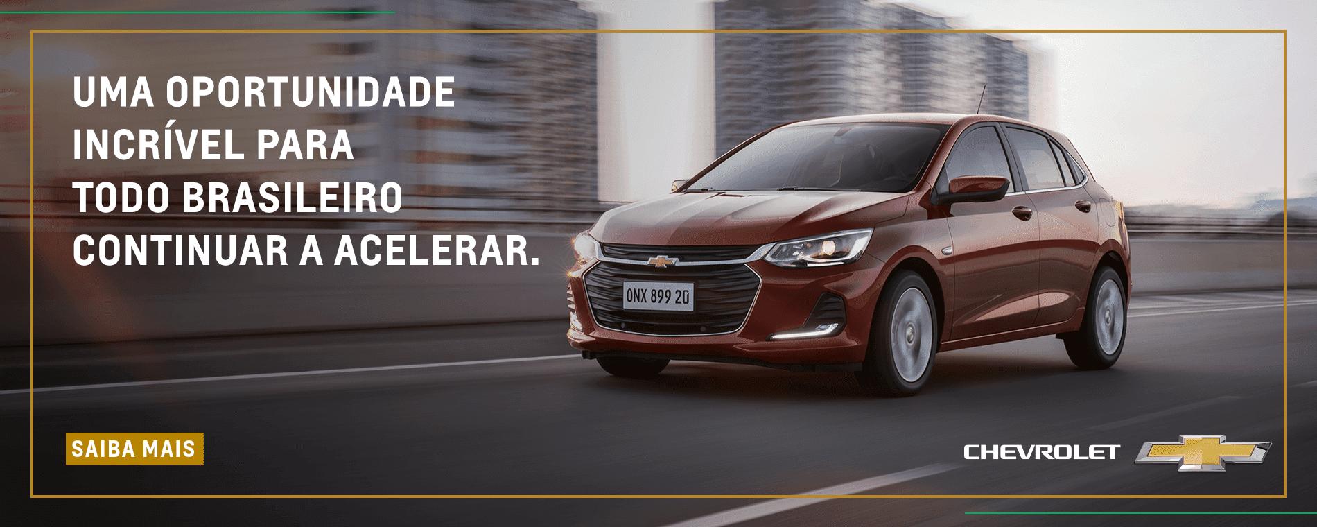 Oportunidade Chevrolet