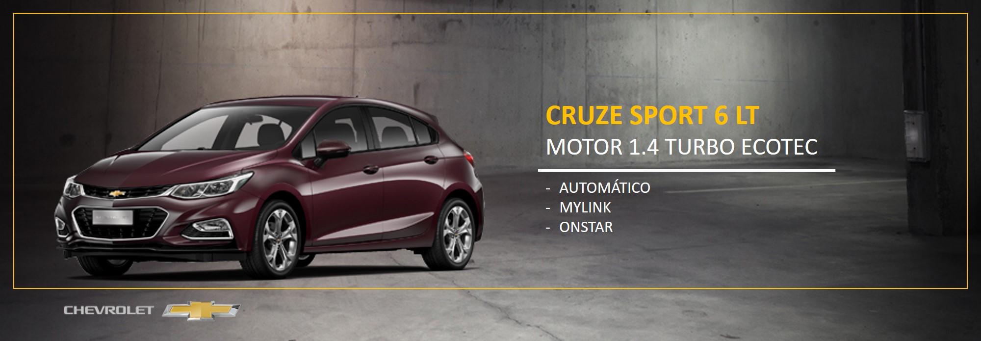 Cruze Sport6 LT 2019