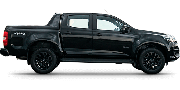 Nova Chevrolet S10 Midnight 2019
