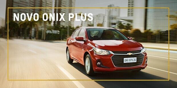 Novo Onix Plus 2020 carro com Wi-Fi da Chevrolet