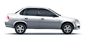 Você está pronto para conquistar a liberdade e o conforto de ter um carro de qualidade na garagem? Então conheça o Chevrolet Classic, o sedan mais vendido do Brasil. Um grande carro, feito para acomodar confortavelmente família e amigos, vem recheado de fábrica com itens de série que tornam sua vida mais fácil e divertida, começando pelo motor 1.0 VHC-E de 78 cv (etanol) que é econômico sem perder a força necessária para vencer os desafios do dia-a-dia. Além disso, o Classic 2016 vem com duplo air bag dianteiro e freios ABS, proporcionando muita segurança na cidade e principalmente na estrada.