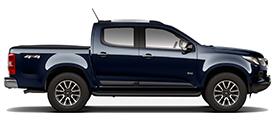 Nova Chevrolet S10 Cabine Dupla 2021