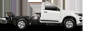 Nova Chevrolet S10 Chassi 2019
