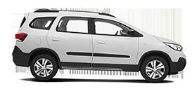 Nova Chevrolet Spin Activ 2019