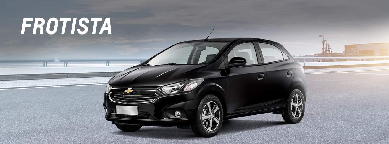 Comprar carros com descontos para Frotista por vendas diretas na Chevrolet