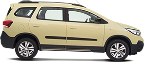Novo Chevrolet Spin Activ 2019
