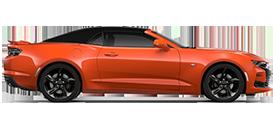 Novo Chevrolet Camaro Conversível 2019