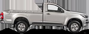 Nova Chevrolet S10 Cabine Simples 2019