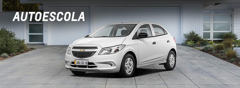 Comprar carros com descontos para Autoescola por vendas diretas na Chevrolet