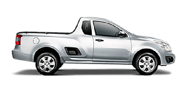 Nova Chevrolet Montana 2019