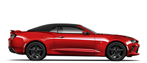Novo Chevrolet Camaro Conversivel 2017