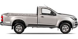Chevrolet S10 Cabine Simples