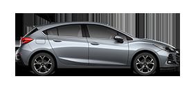 Novo Chevrolet Cruze Sport6 2020