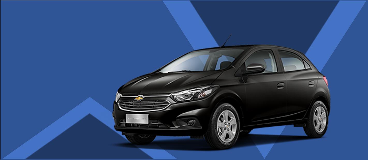 Onix LT 1.4 2019 AT - O carro mais vendido do Brasil, com parcelas que cabem no seu bolso.