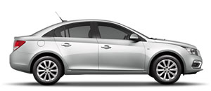 O Cruze 2016 reúne muito mais do que elegância e design sofisticado. É ideal para o motorista que procura, além de muito conforto e segurança, um carro versátil repleto de inovações.