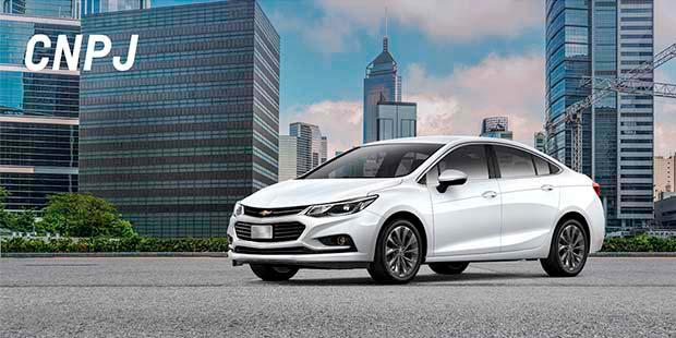 Comprar carros com CNPJ é na Chevrolet