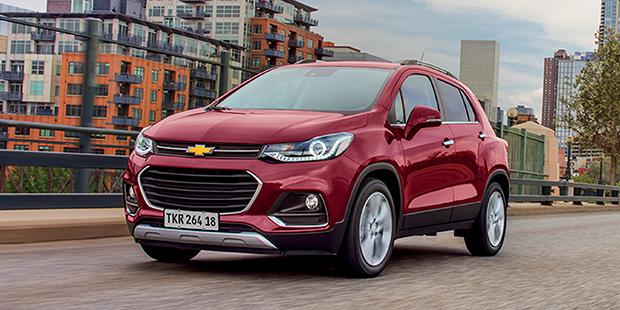 Novo SUV Chevrolet Tracker 2018