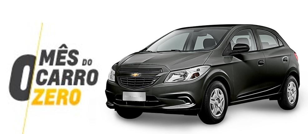 Julho é o mês oficial para você sair de carro 0km - Onix