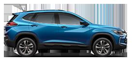 Novo SUV Tracker 2021