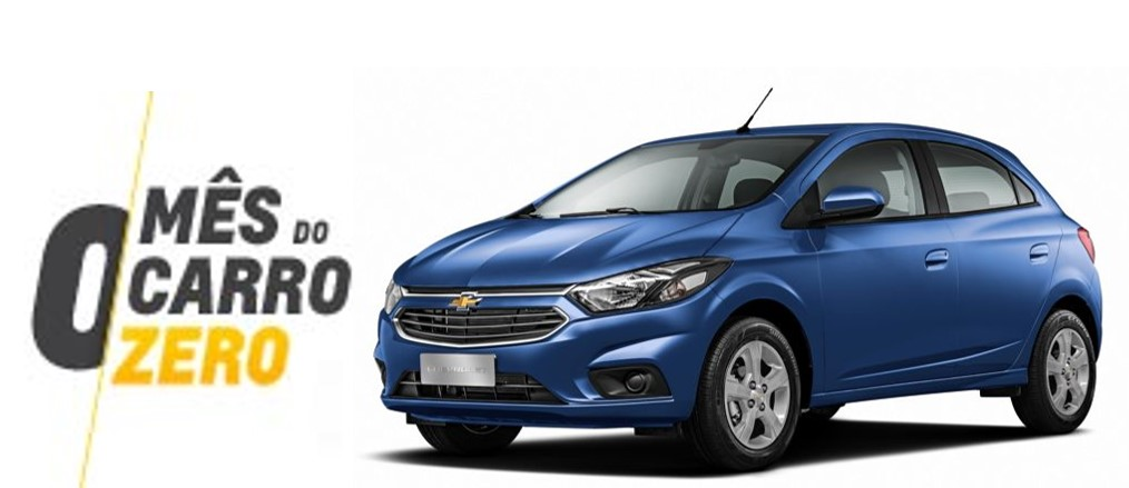 Julho é o mês oficial para você sair de carro 0km - Onix LT 1.4