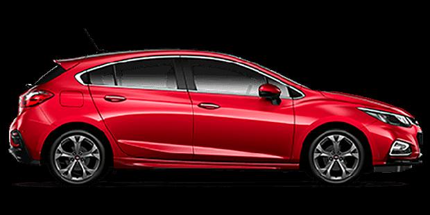 Novo Chevrolet Cruze Sport6 2018