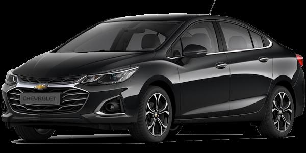 Confira as versões disponíveis do novo Cruze sedan: