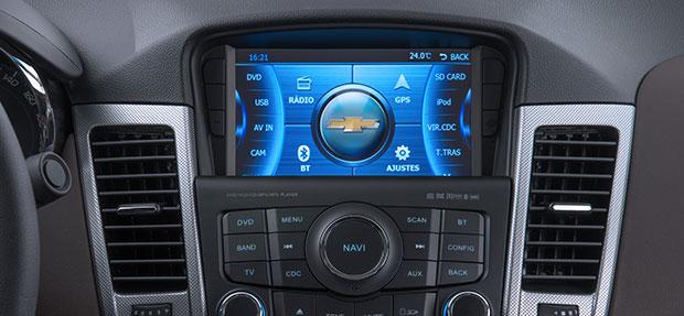 Comprar acessórios para carros Chevrolet na Dicape
