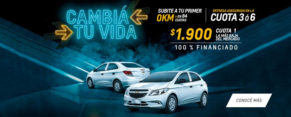 Plan Chevrolet Express en Coinauto
