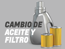 Cambio de Aceite y Filtro Septiembre