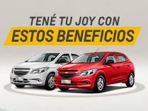 Oferta en Chevrolet Onix Joy y Prisma Joy de Coinauto