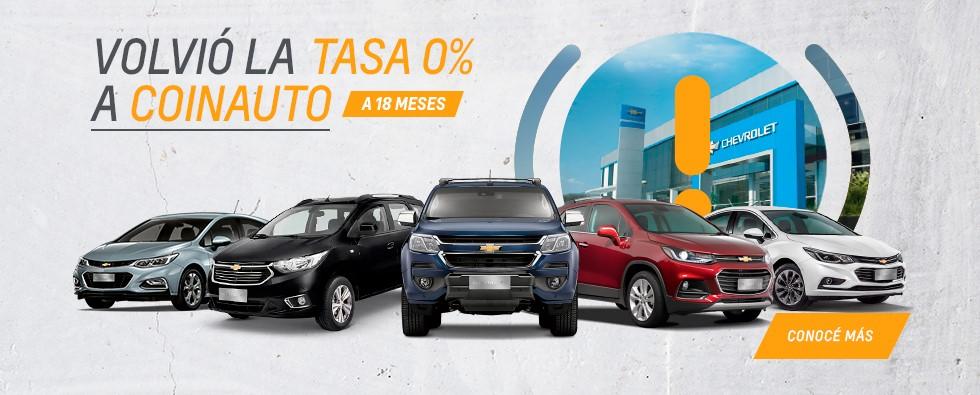 Ofertas Chevrolet en Coinauto