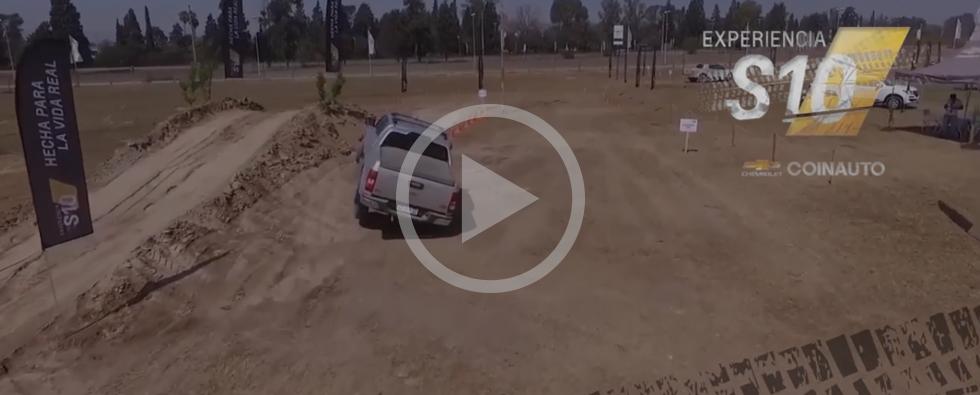 Chevrolet Experiencia S10 en Coinauto