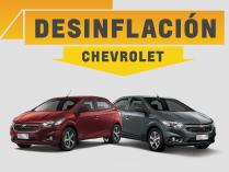 Oportunidad en Chevrolet Onix y Prisma en Coinauto
