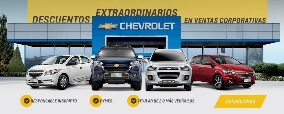 Chevrolet Ventas Especiales en Chexa