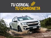 Plan Cosecha para Chevrolet S10 en Treachi