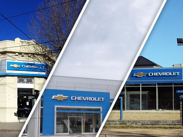 Chevrolet Dalcros