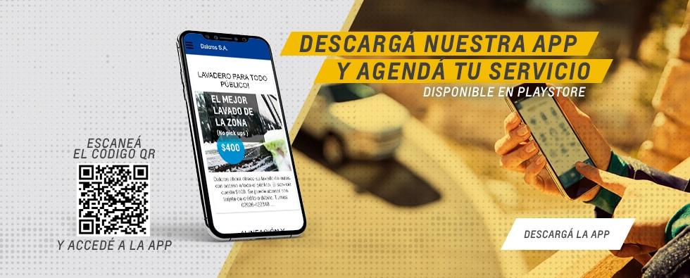 Llevá tu concesionario Chevrolet a todos lados con la nueva App de Dalcros