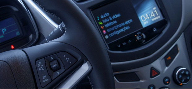 Comprar acessórios para carros na concessionária Chevrolet Sabenauto RJ